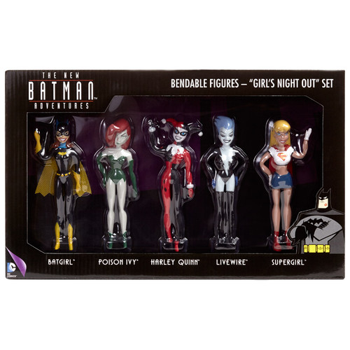 """The New Batman Adventures """"Girl's Night Out Set"""""""