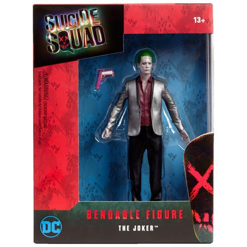 Jared Leto Joker Bendable Figure - Suicide Squad
