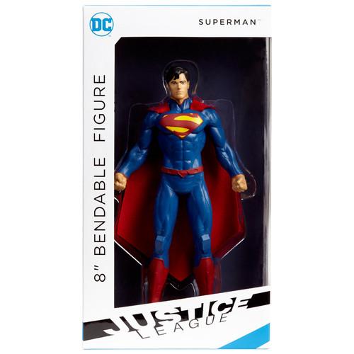 "Superman 8"" Bendable - Justice League New 52"