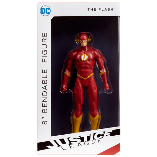 """The Flash 8"""" Bendable - Justice League New 52"""