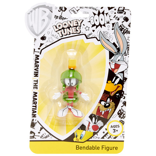 Marvin the Martian Bendable Figure
