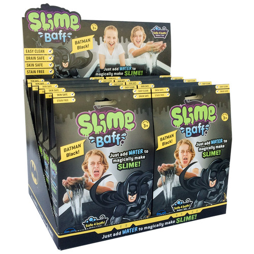 Batman Black Slime Baff CDU (open)