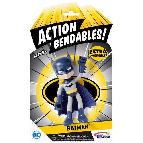 ACTION BENDALBES! - Batman