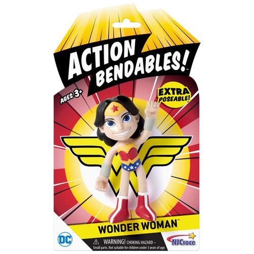 ACTION BENDALBES! - Wonder Woman