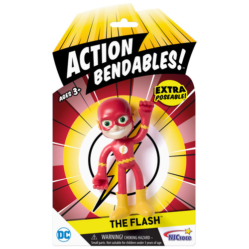 ACTION BENDALBES! - The Flash