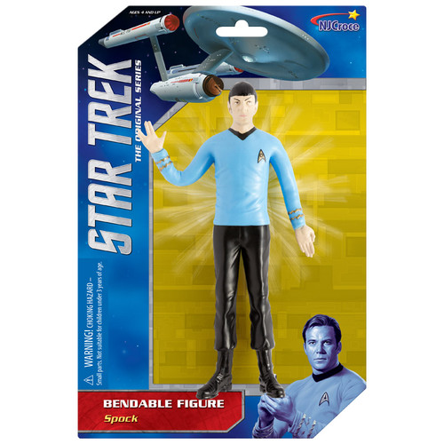 "Star Trek: 6"" Spock Benbable"