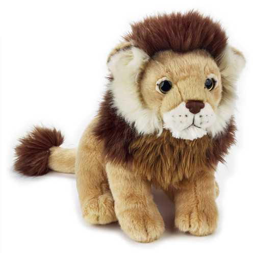 "National Geographic Lion 9"" (Basic Collection)"