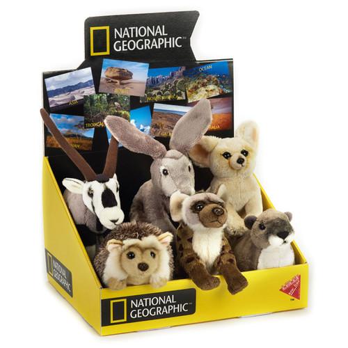 National Geographic Desert Babies 6 pc. Asst.