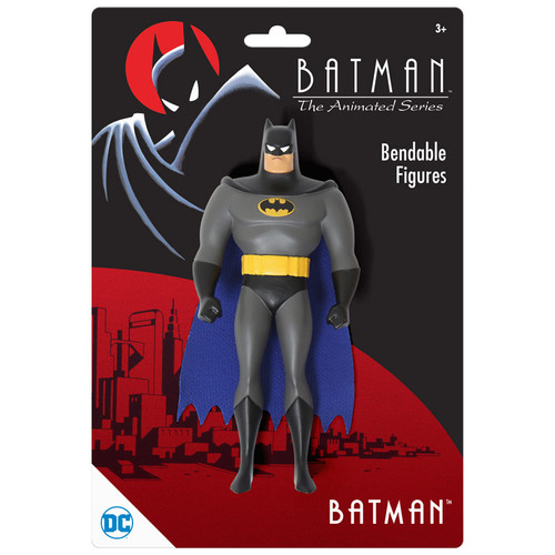 "BTAS Batman 5.5"" Bendable (Blister Carded)"