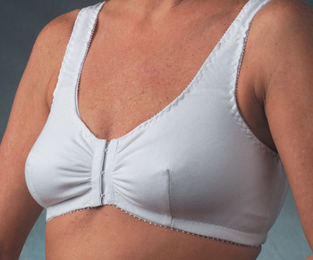 Nearly Me Cotton Leisure  Mastectomy bra