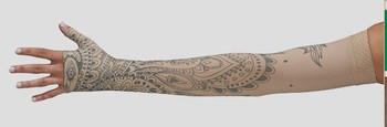 Boho Spirit Henna Lymphedema Arm Sleeve