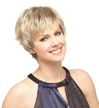 Rosie Wig by Amore Monofilament / Hand Tied