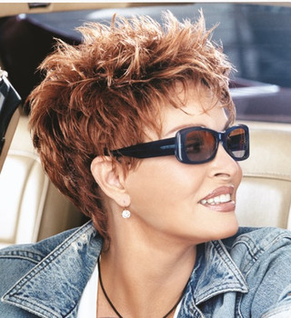Power Synthetic Wig  by Raquel Welch Memory Cap