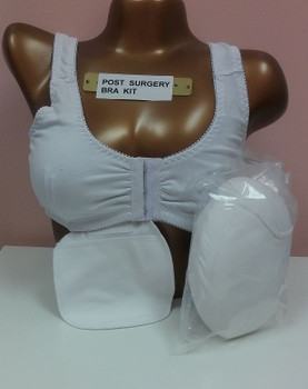 After Mastectomy - After Breast Surgery Kit Post-Surgery Kit for recovery after breast surgery
