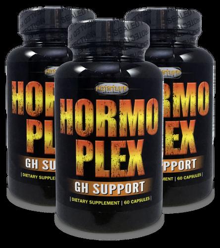 Hormo Plex - GH Support