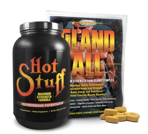 Hot Stuff Banana & Gland-All