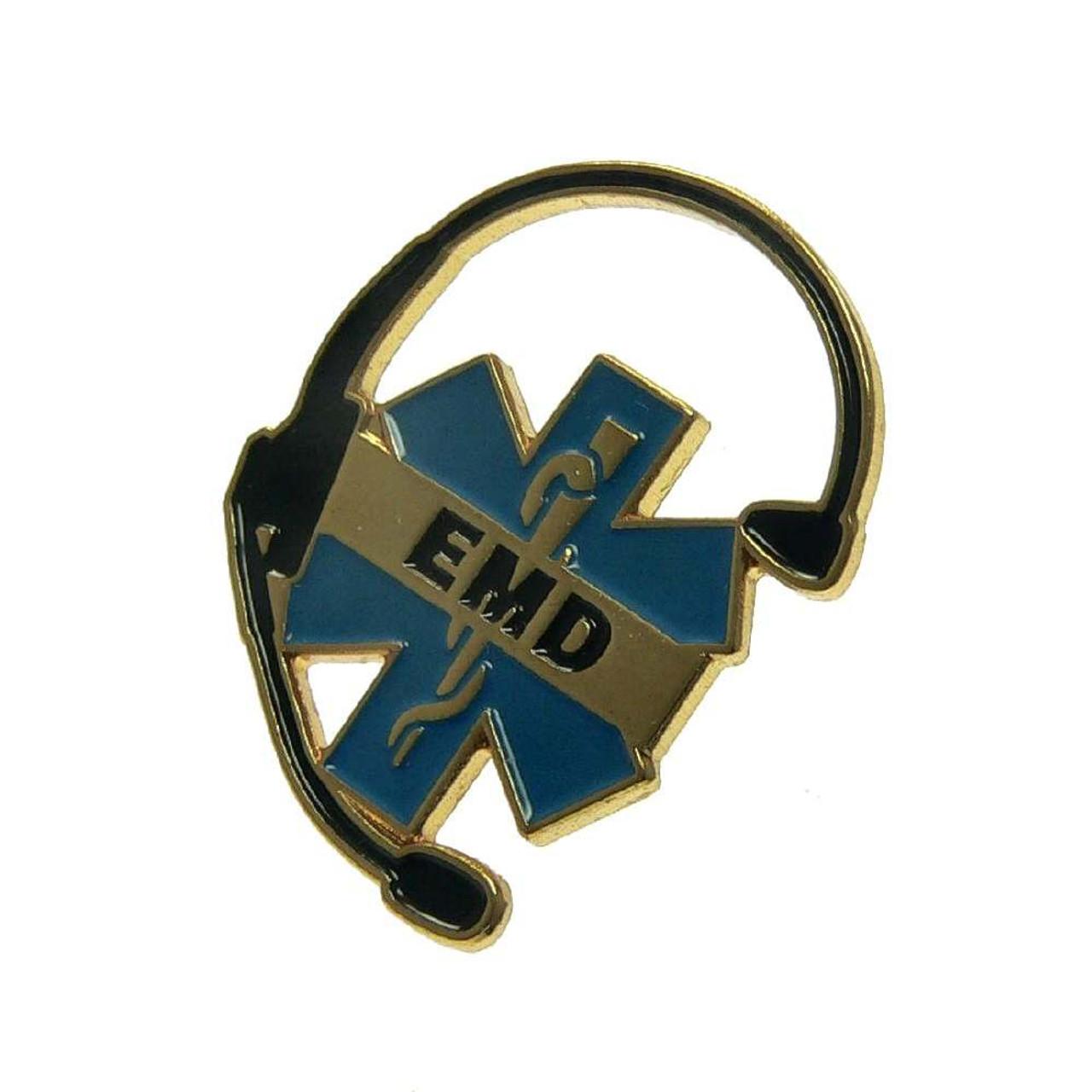 Medical dispatcher emd lapel pin emergency medical dispatcher emd lapel pin 1betcityfo Gallery