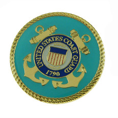 U S Coast Guard Seal Emblem Lapel Pin