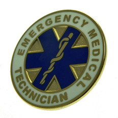 Emergency Medical Technician EMT Lapel Pin