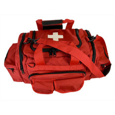 Red EMT Emergency Medical Gear Bag