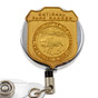 National Park Service Ranger Retractable Badge Reel ID Holder