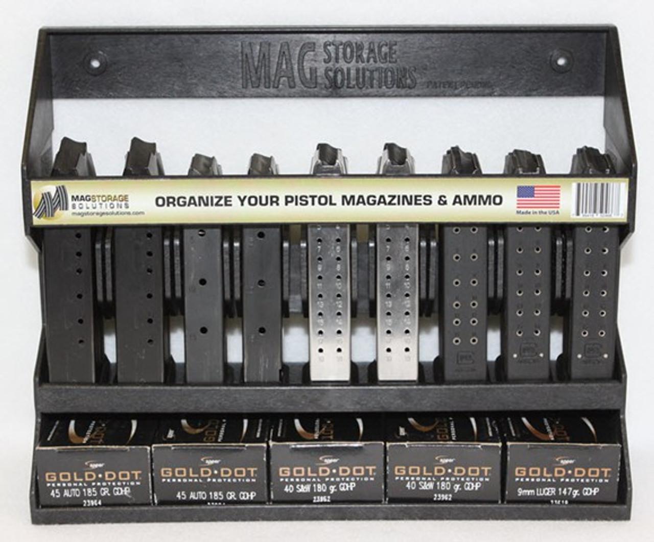 ... MagStorage Magazine Storage Solution ...