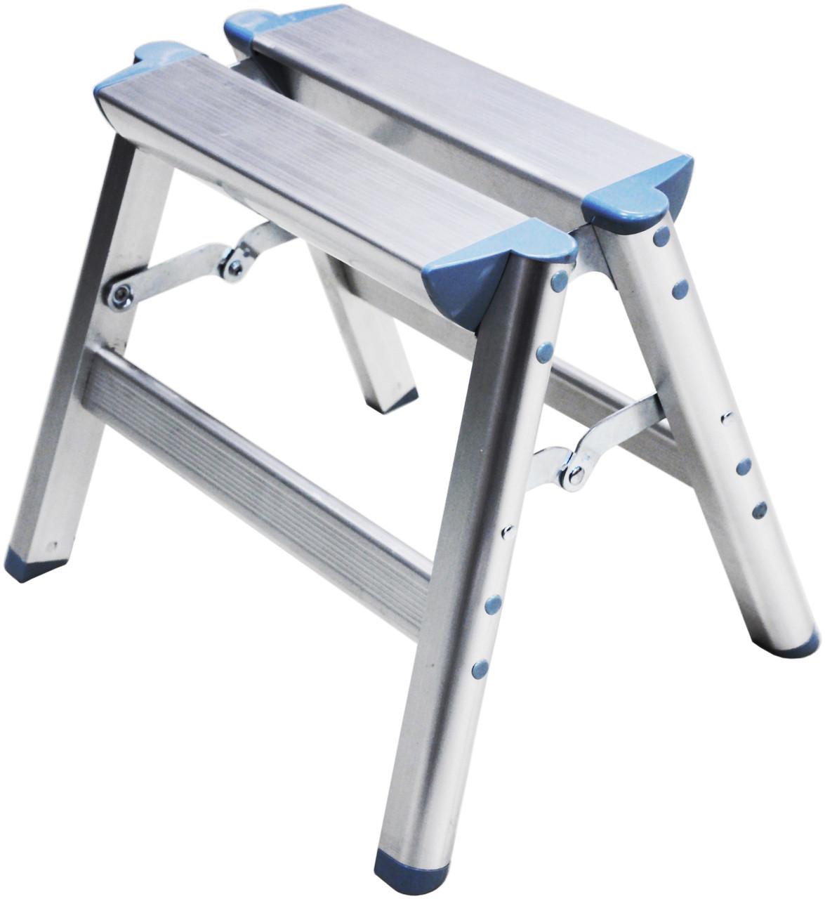 Telesteps 100ss 12 Quot Aluminum Folding Step Stool Free