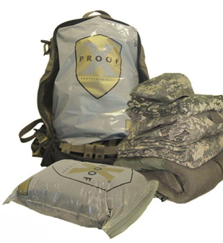 ITW X-Proof X-Large 17x22x5 Inch Waterproof Pack Bags 10/Pack