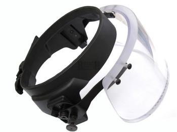 Battle Steel Level IIIA Ballistic Face Shield