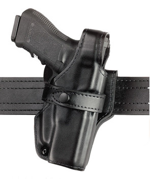 Safariland 070 Level III Colt King Cobra/Ruger GP100 Retention Holster - Left Hand - Black