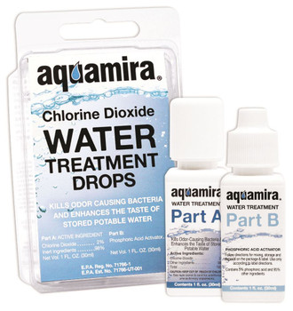 Aquamira Tactical Frontier Water Filter Free Shipping