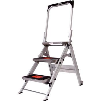 Little Giant Safety Step Stepladder - 3 Step