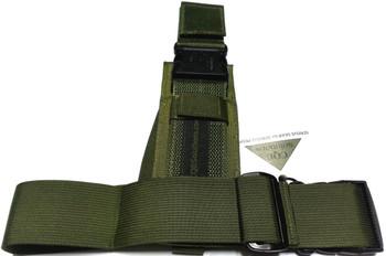 CQB Solutions #104 OD AR-15/M-16 Magazine Tactical Thigh Rig, OD Green