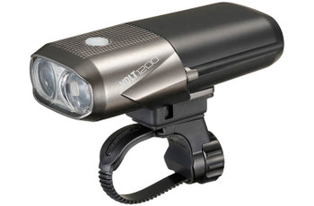 Cateye Volt 1200 Front USB Rechargeable Light