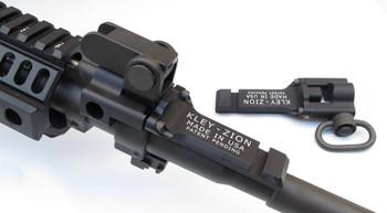 Kley-Zion Colt 6940 Combo Mount - QD Sling & Tactical Light