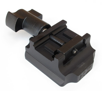 Kley-Zion Manforotto Ball Head Picatinny Rail Adapter
