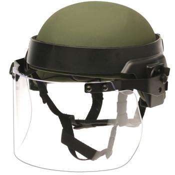 "Paulson DK7-X.250 Riot Face Shield .250"" Thick"