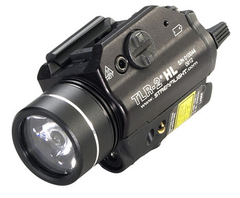 Streamlight TLR-2 HL 800 lumens Gun Light w/Red Laser