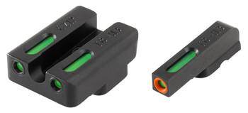 TruGlo TFX Pro Tritium/Fiber-Optic Day/Night Sights