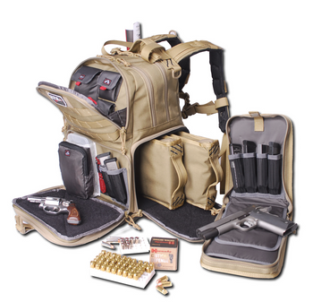 G Outdoors Tactical Range Backpack