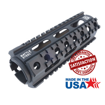 Battle Steel M4/AR15 Carbine Length Drop-In Handguards