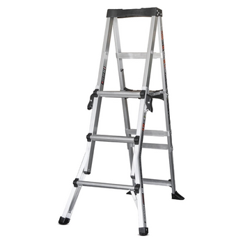 Little Giant SmartStep Ladder - 6 Foot / 300lbs Capacity