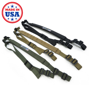 Battle Steel Quick Adjust 2-Point Slings Padded