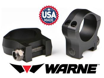 Warne Mountain Tech Lightweight Precision Scope Rings