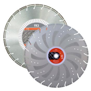 Husqvarna Metal Cutting/Fire Rescue Diamond Blades