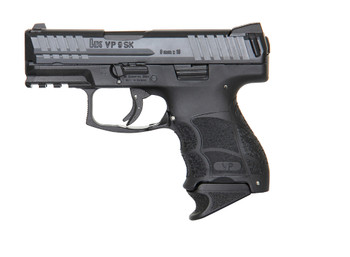 H&K VP9 SK Compact Pistol w/3 10RD Mags & Nights Sights