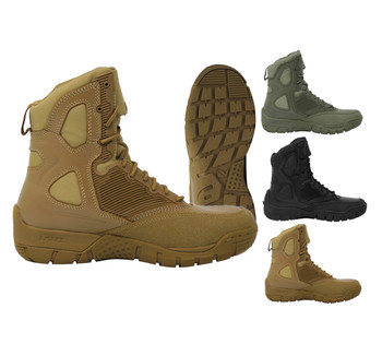 """Lalo Tactical Men's Shadow Intruder 8"""" Boots"""