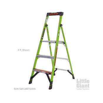 Little Giant HyperLite Mighty Lite Ladders