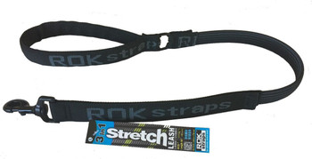 "ROK Straps 36"" Short Stretch Large Dog Leashes"