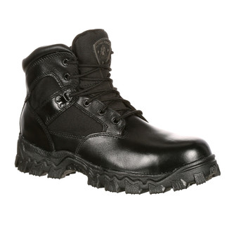 Rocky 4167 Womens Alpha Force 6 in. Duty Boots BLACK